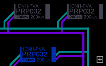 PDN schematic overview (click for full version)